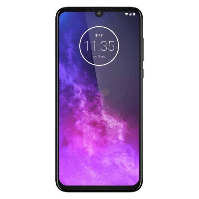 Motorola One Pro Front
