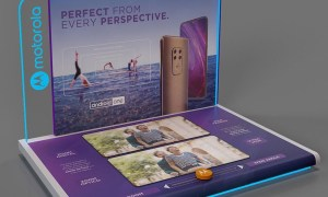 Motorola One Pro Marketing