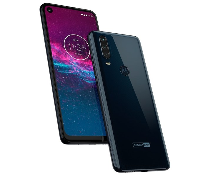 Motorola One Action 2