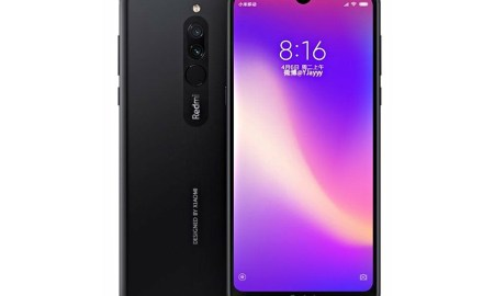 Redmi 8 Render