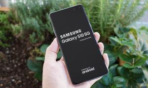 Das Samsung Galaxy S10 5G