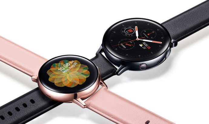 Samsung Galaxy Watch Active 2 Header