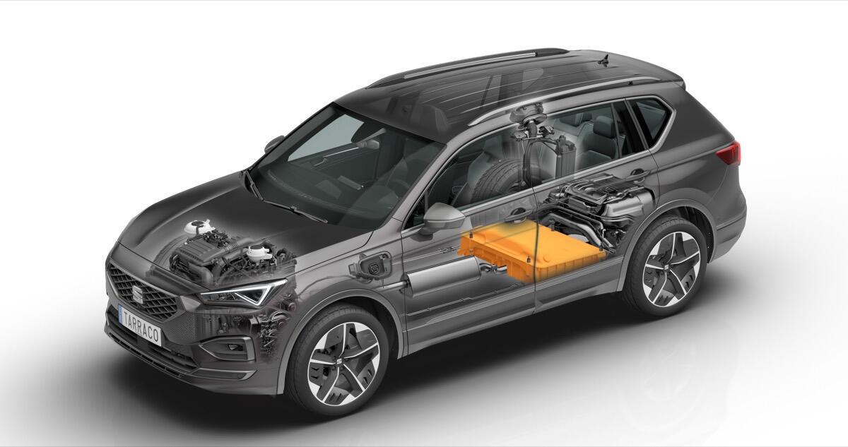 Seat Tarraco Fr Phev Concept Car 13 Hq