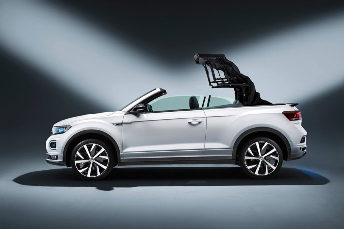 The New Volkswagen T Roc Cabriolet
