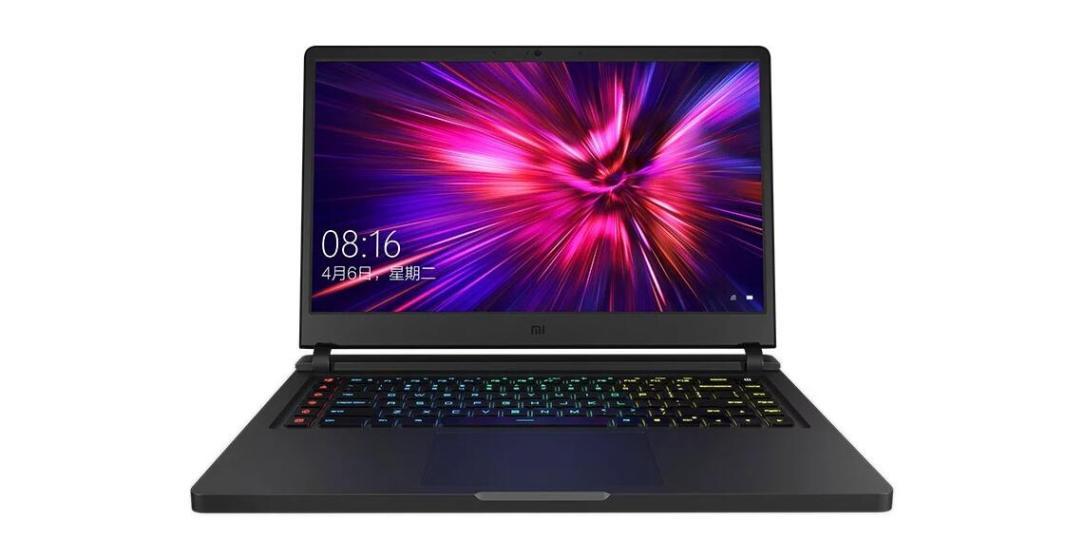 Xiaomi Mi Gaming Notebook 2019 1