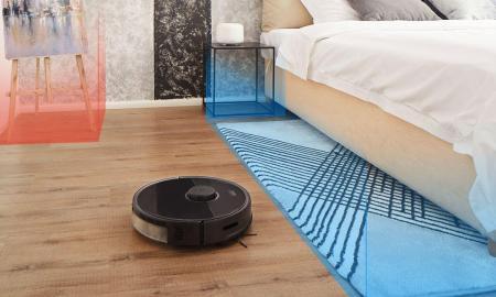 20180830 Roborock S5 Max No Mop Zone