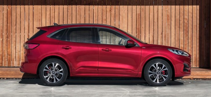 2019 Ford Kuga Profile Low