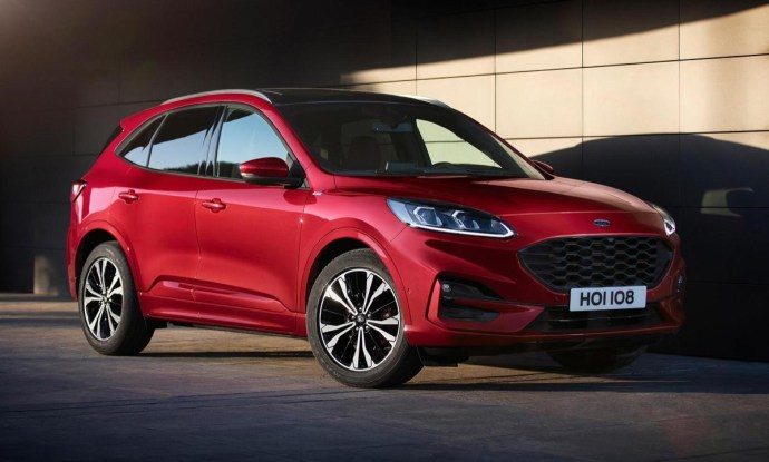 2019 Ford Kuga Static 1 Low