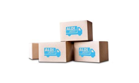 Aldi Liefert Pakete