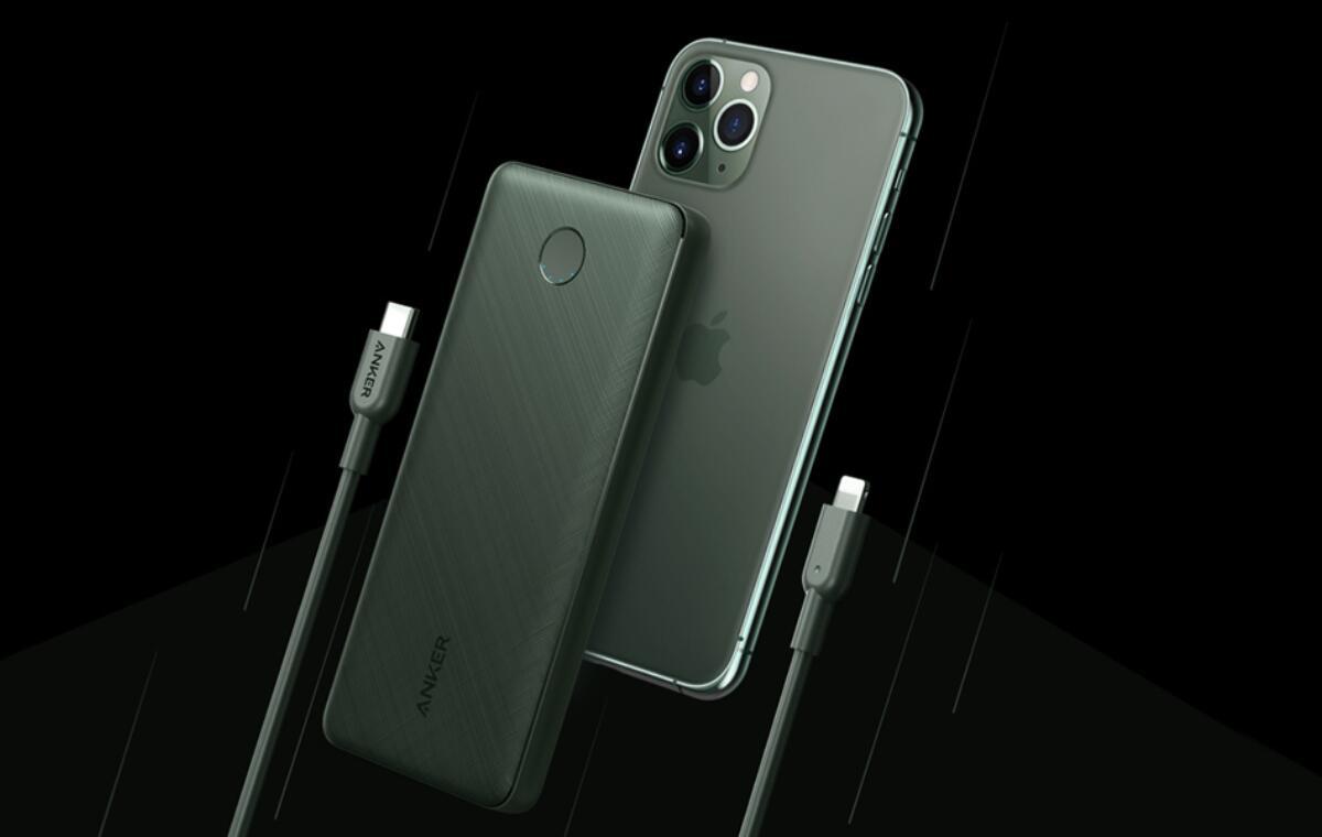 Anker Iphone 11 Pro Nacht Gruen