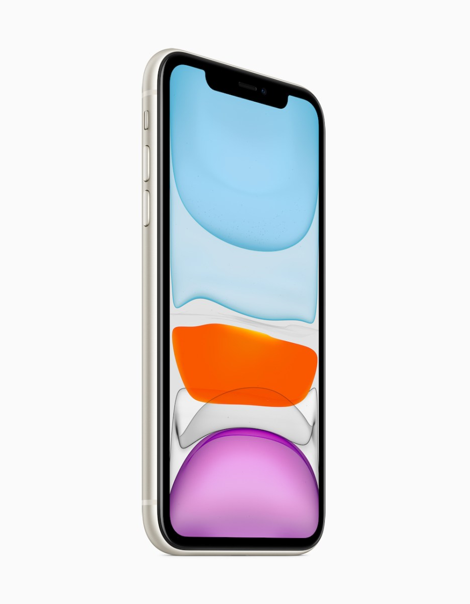 Apple Iphone 11 Front
