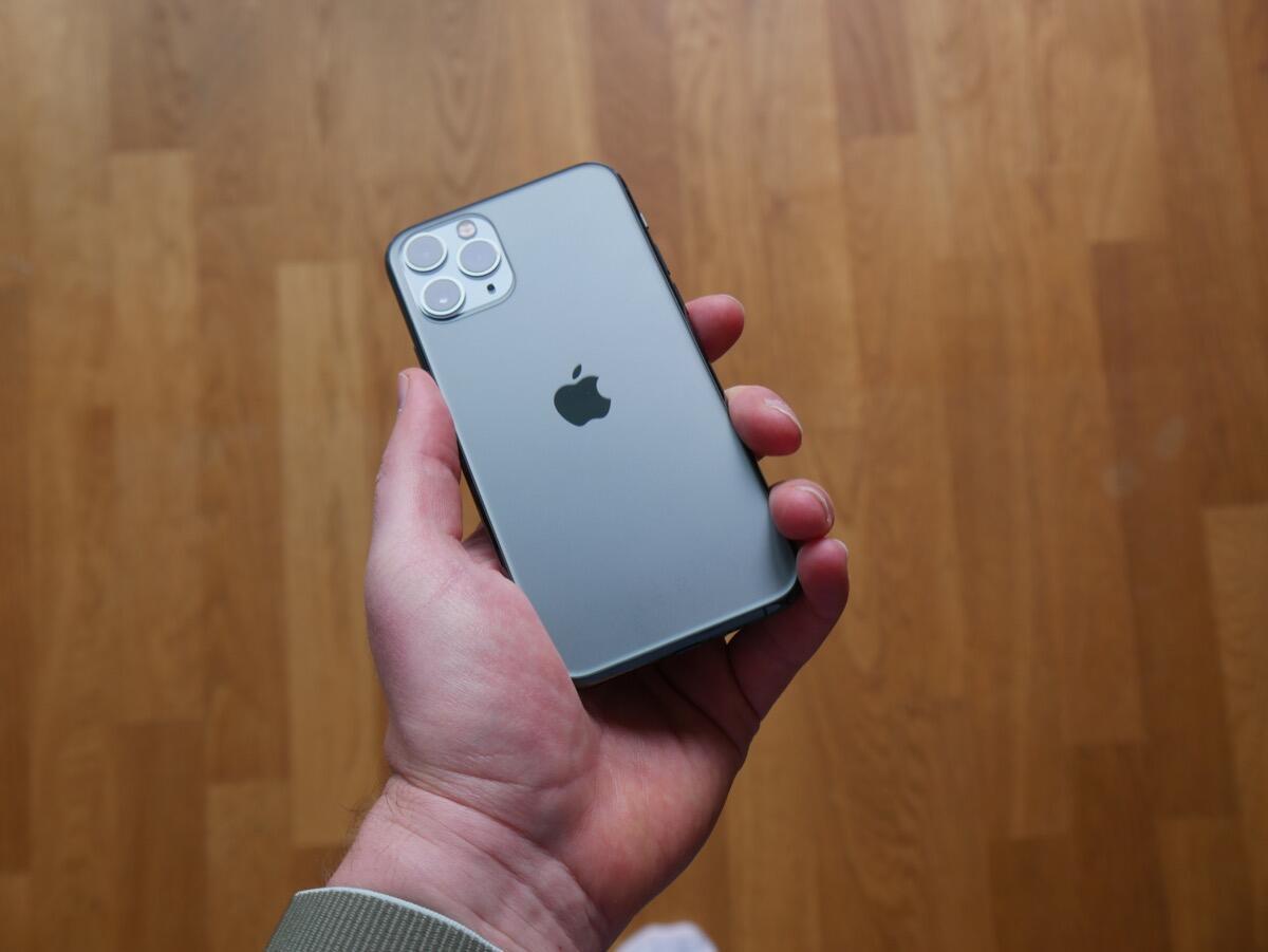 Apple Iphone 11 Pro Test6