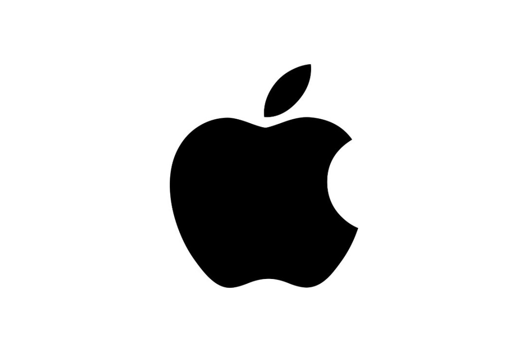 Apple Logo Header