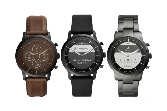 Fossil Hybrid Watch Leak