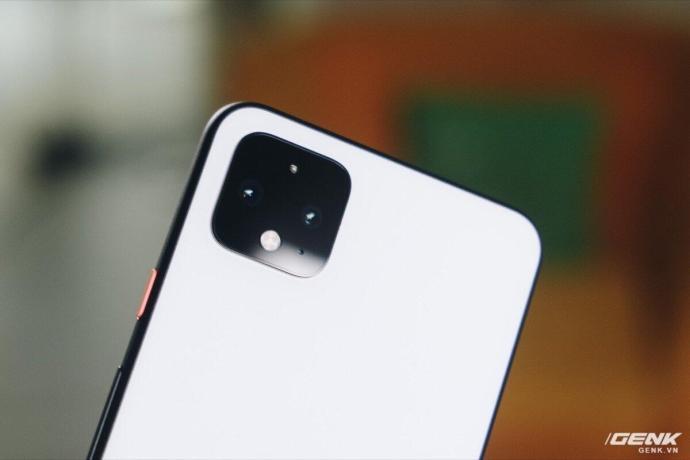 Google Pixel 4 Kamera Leak