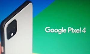 Google Pixel 4 Promo Video