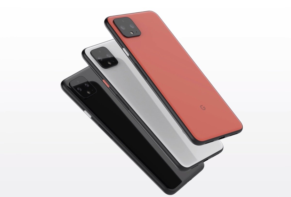 Google Pixel 4 Video Leak