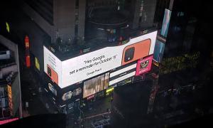Google Pixel 4 Werbung