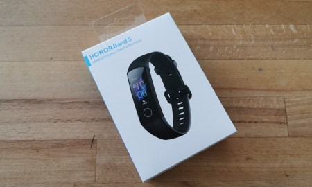 Honor Band 5 Unboxing