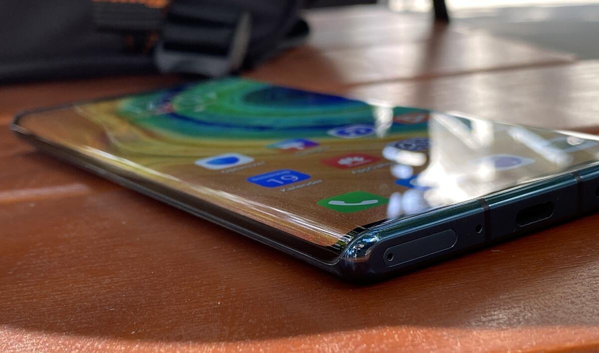 Huawei Mate 30 Pro Display