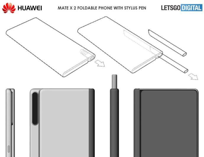Huawei Mate X Stylus