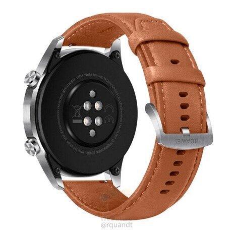 Huawei Watch Gt 2 Classic Back