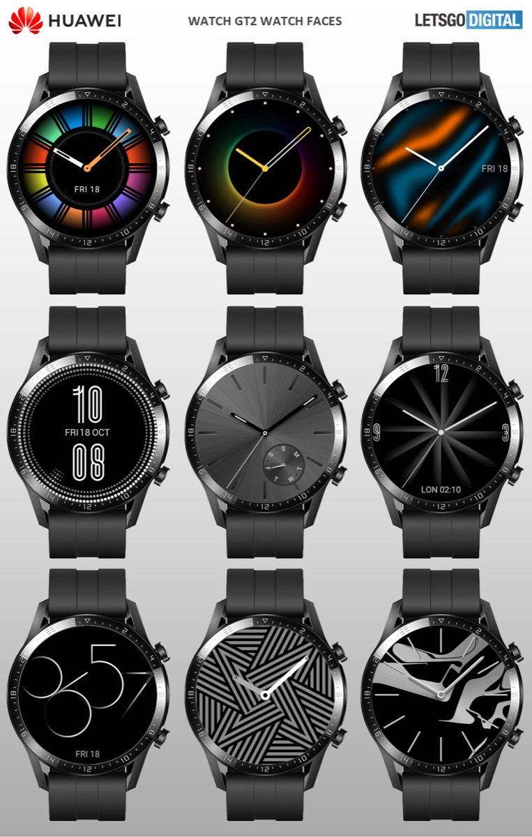 Huawei Watch Gt 2 Watchfaces
