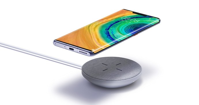 Huawei Mate 30 Pro Charging