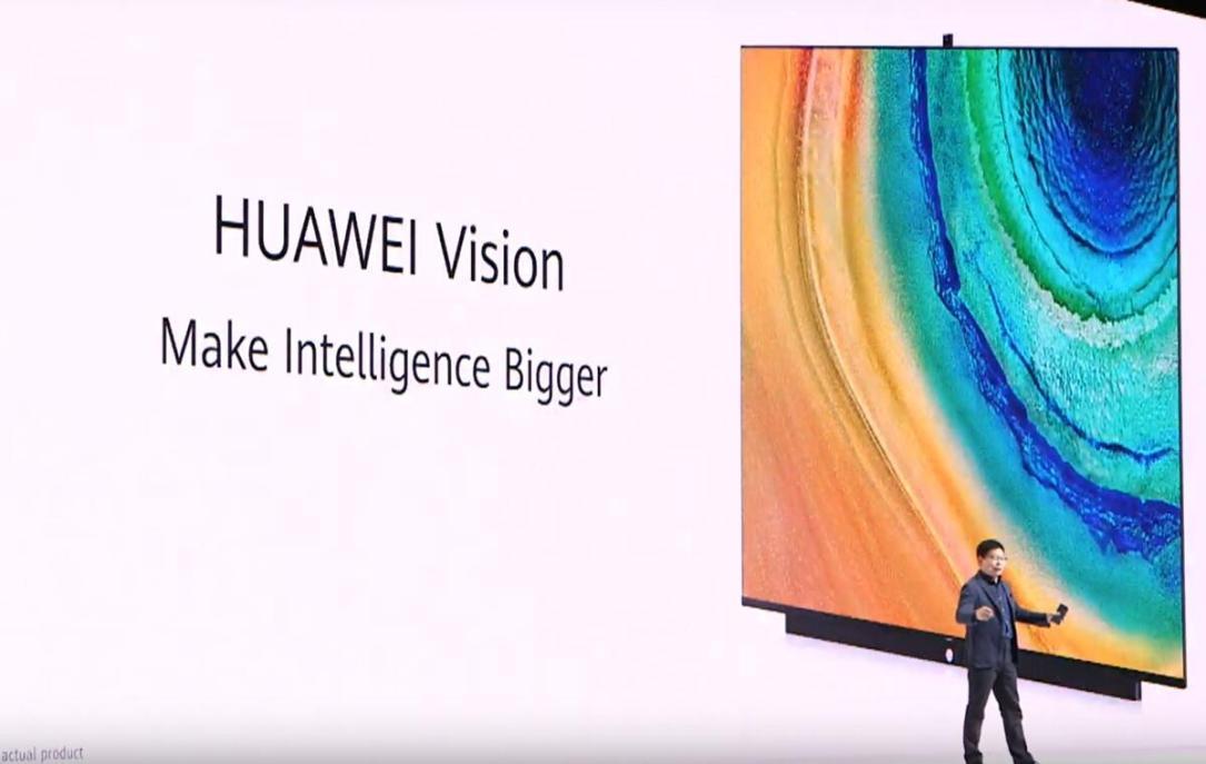 Huawei Vision Header