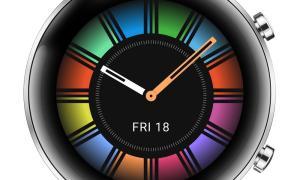 Huawei Watch Gt 2 Beige