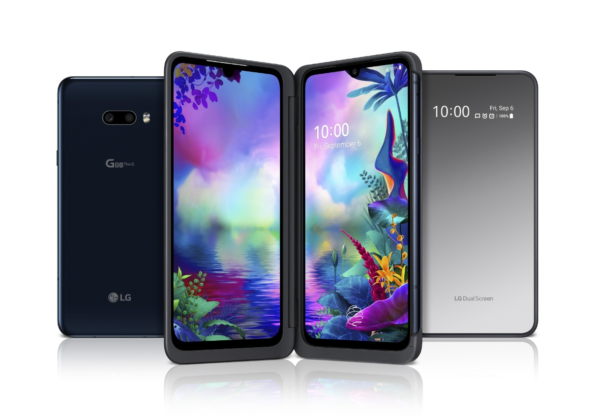Lg G8x Thinq Cover