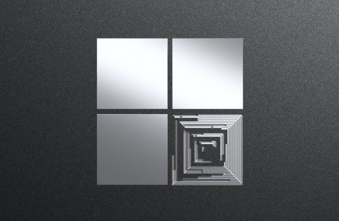 Microsoft Surface Event Header