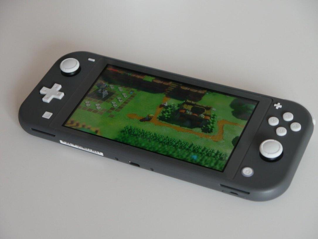 Nintendo Switch Lite Test6