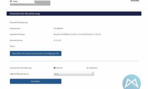 O2 Homespot Firmware Update