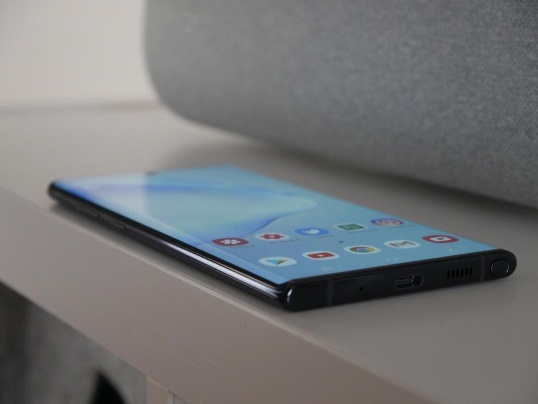 Samsung Galaxy Note 10 Test3