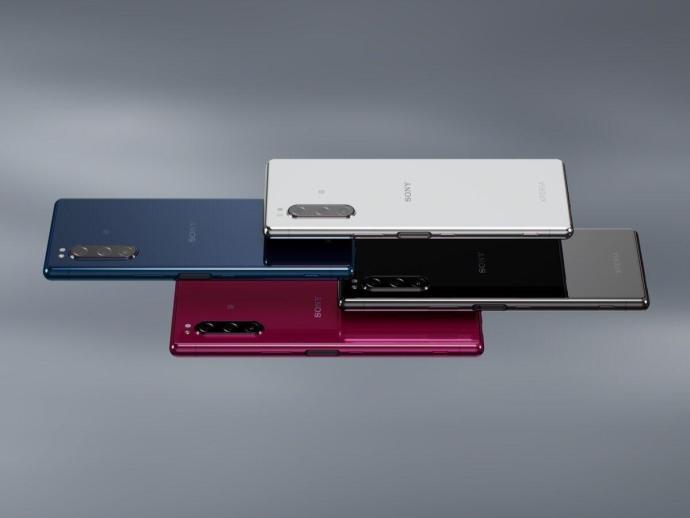 Sony Xperia 5 Farben