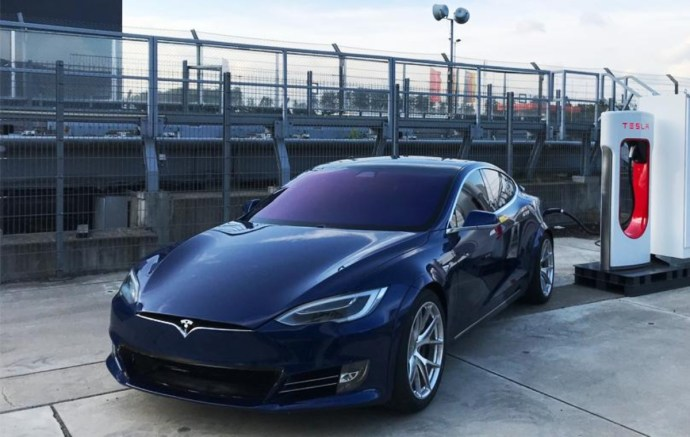 Tesla Nuerburgring