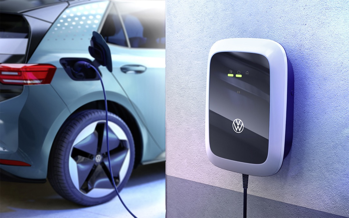 Volkswagen Wallbox 2