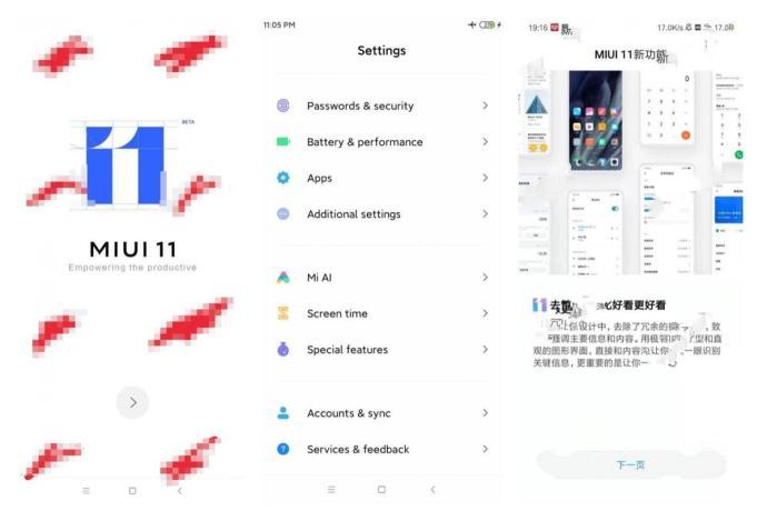 Xiaomi Miui 11 Leak1