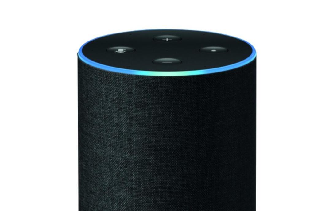 Amazon Alexa Echo Header