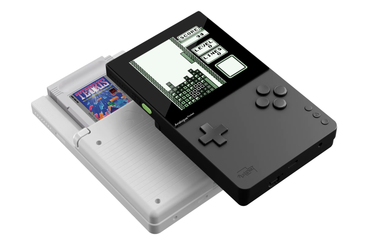 Analogue Pocket Gameboy