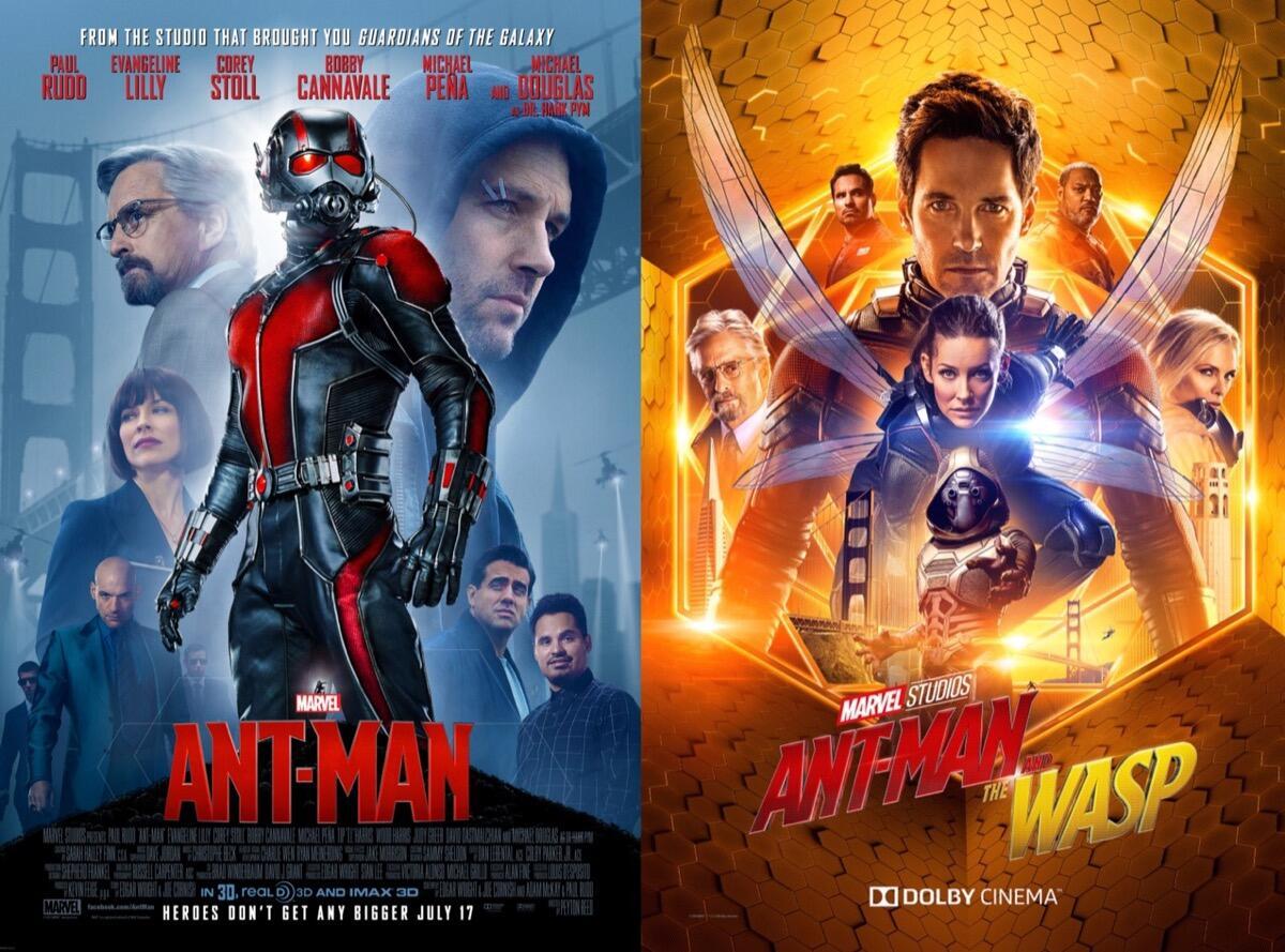 Ant Man Filmposter
