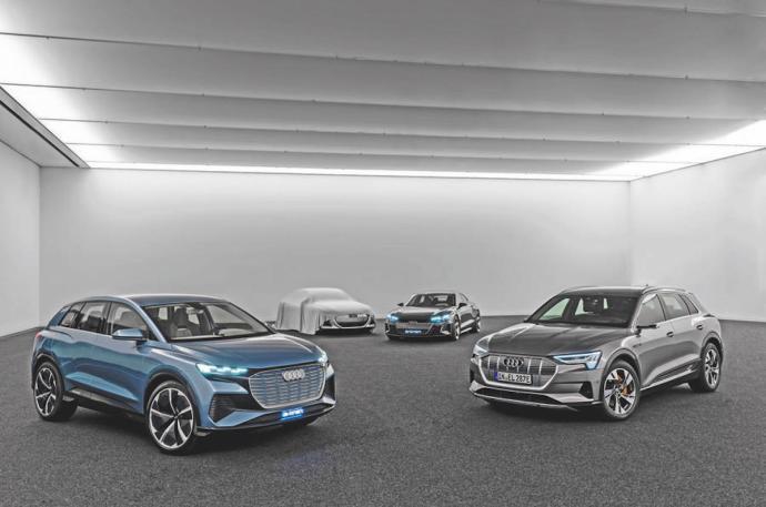 Audi Bev Platform