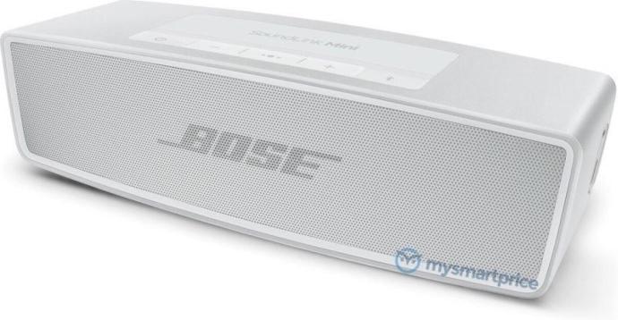 Bose Soundlink Mini 3 Leak Weiss