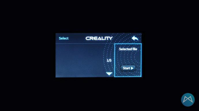 Creality Cp 01 Zeigt Keine Daten Auf Der Sd Karte An