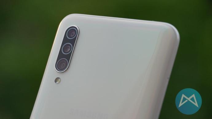 Galaxy A30s Triple Kamera