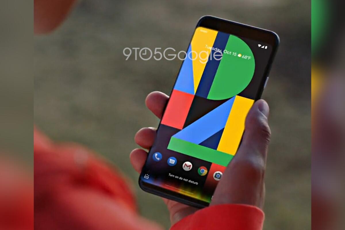 Google Pixel 4 Assistant Leak