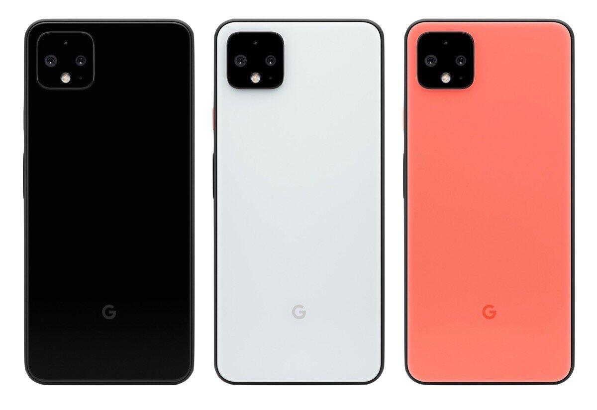 Google Pixel 4 Farben