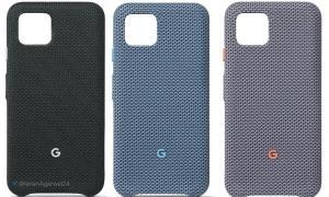 Google Pixel 4 Stoff Case