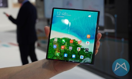 Huawei Mate X 5g Display
